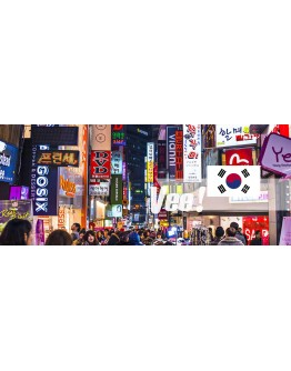 Korea 1GB (7 days)